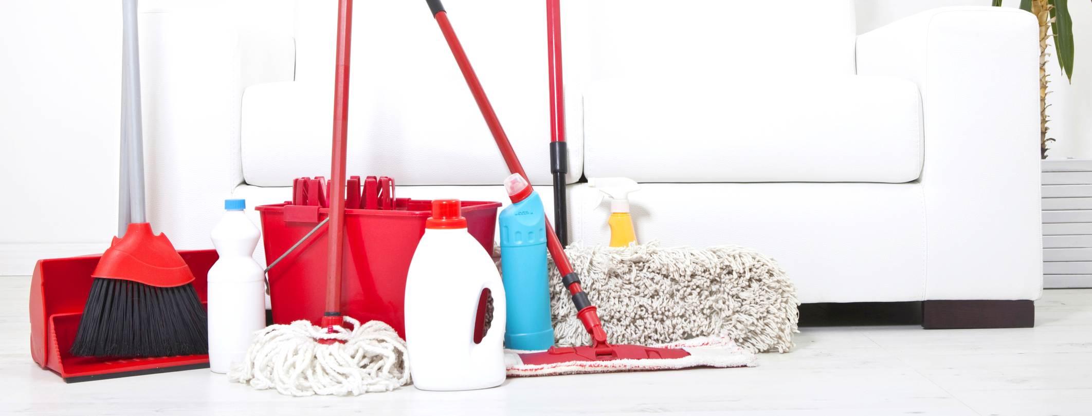 Kodin siivouspalvelu